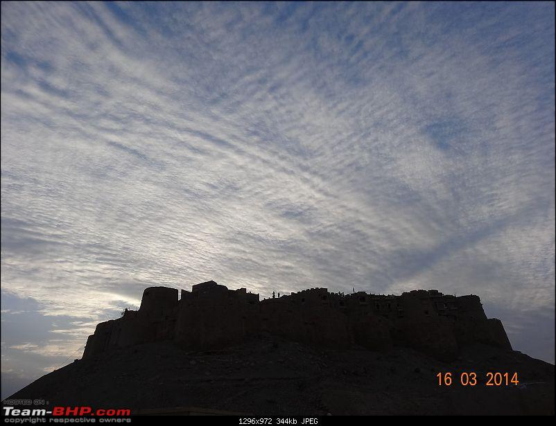 March 2014: Delhi to Jaisalmer in a Fortuner AT-16th.jpg