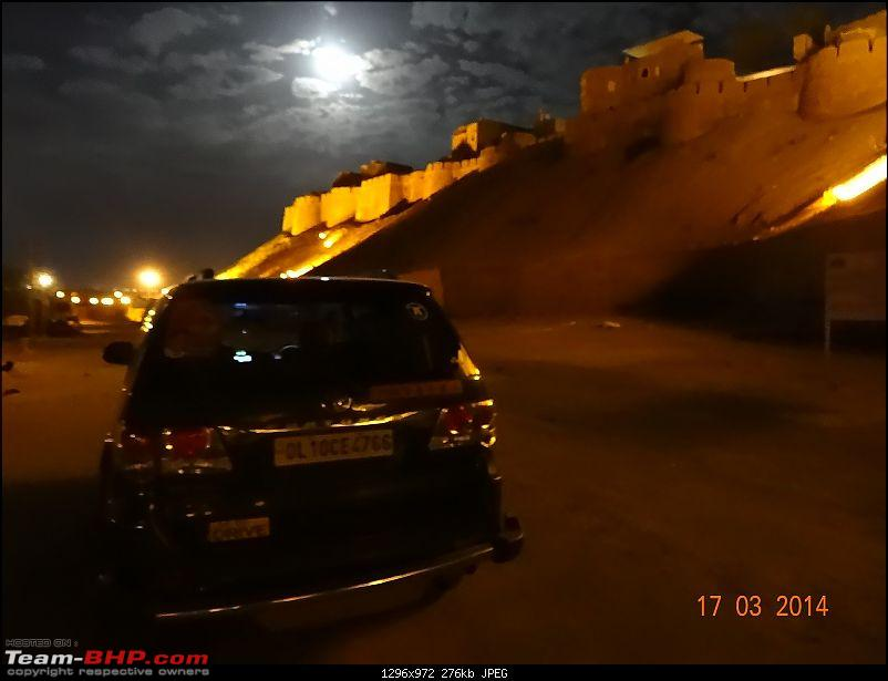 March 2014: Delhi to Jaisalmer in a Fortuner AT-17th-morning-simba-moon-fort.jpg