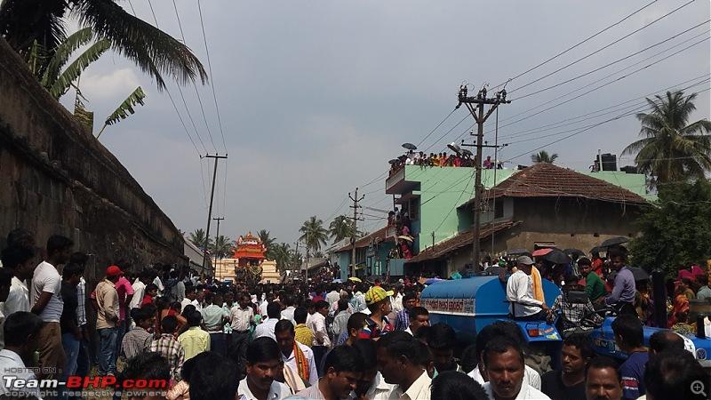 Driving Holiday: Bangalore -> Belur -> Chikmagalur -> Halebeedu -> Shravanabelagola-20140413_142827.jpg