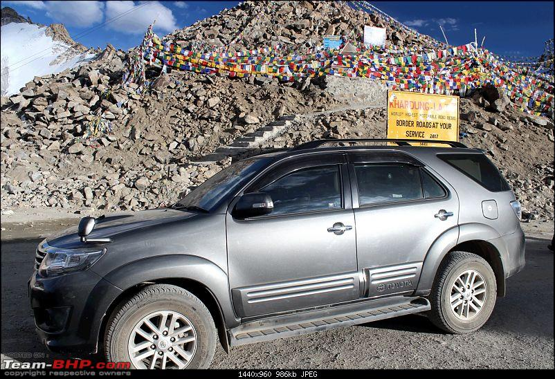 Bangalore to Ladakh - A drive as great as the destination-tfort-khardungla-top-first-day.jpg