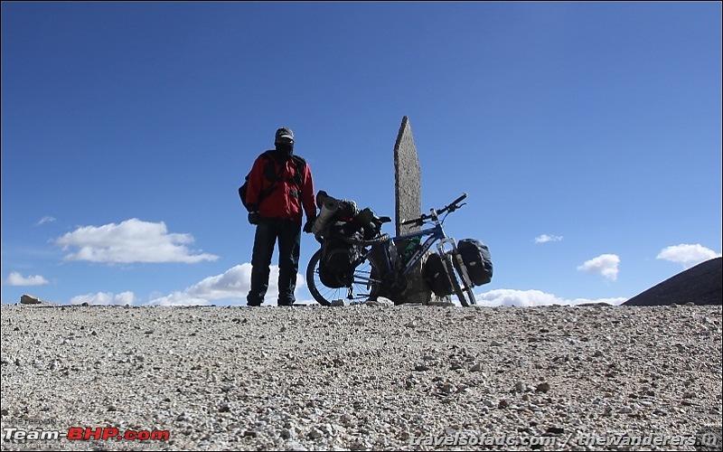 Extreme Expedition, Bicycling: Leh-Chang la-Pangong-Chushul-Kakasang la-Hor la-Mahe-kakasang-la.jpg