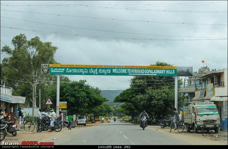 Wanderlust Traveller: Shivanasamudra - Himavad Gopalaswamy ...