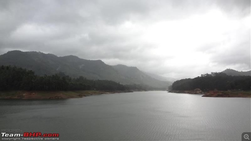 Wilderness on 2 wheels! 4 day Tristate ride (including Athirapally waterfalls)-mattupatty-dam.jpg