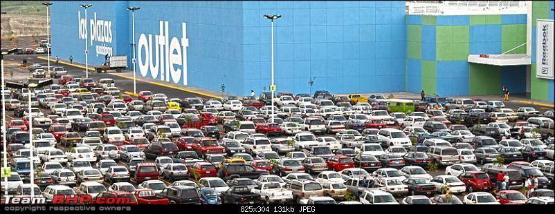 Let's know about Guadalajara! Living & working in Mexico-outlet-parking.jpg