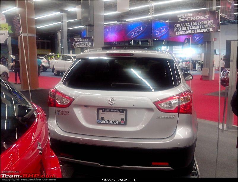 Let's know about Guadalajara! Living & working in Mexico-suzuki-sx4-cross-rear.jpg
