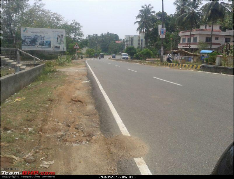 Victoria College, Palakkad to Malampuzha, Kerala - Just a small 7 kms road-beginning.jpg