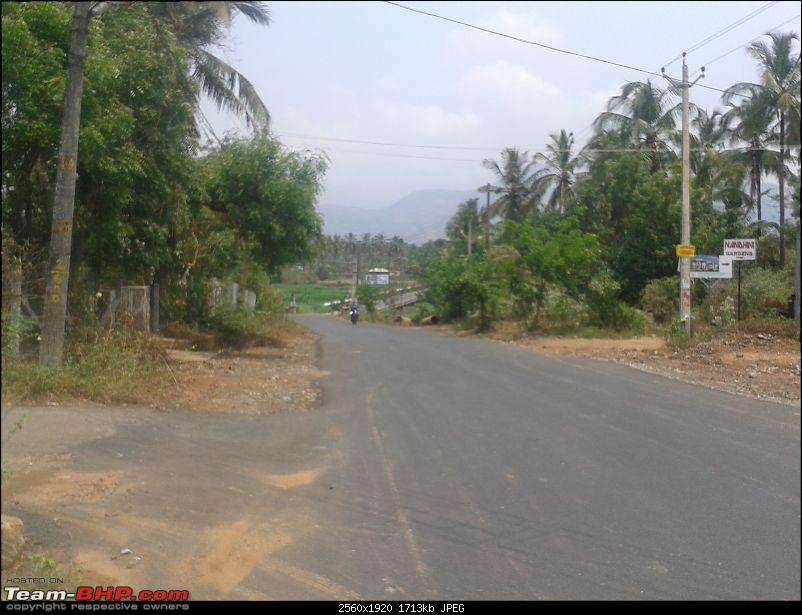 Victoria College, Palakkad to Malampuzha, Kerala - Just a small 7 kms road-causeway-bottom-road.jpg