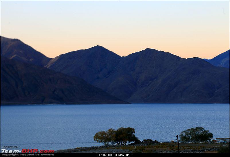 The Northern Expedition - Mumbai to Ladakh-evenins-sunset-time-pangong.jpg