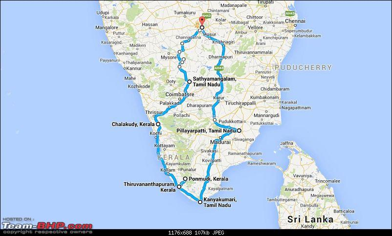 'Soul Searching' Solo Drive - In a Linea from Bangalore-maps.jpg