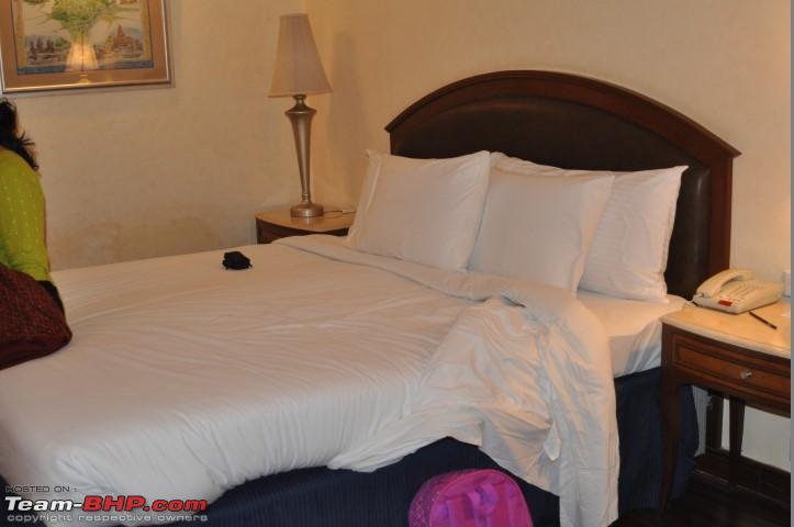 Name:  Welcome bed at Radisson.JPG Views: 722 Size:  109.0 KB