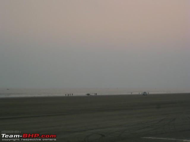 Name:  The Flat Beach Jan 05 5PM.JPG