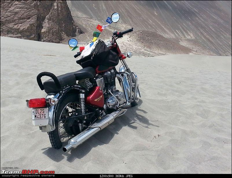 Lived the dream we dared to dream: Ladakh ride in June 2014-11.jpg