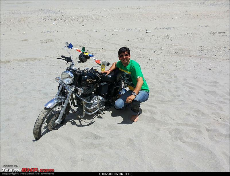 Lived the dream we dared to dream: Ladakh ride in June 2014-13.jpg
