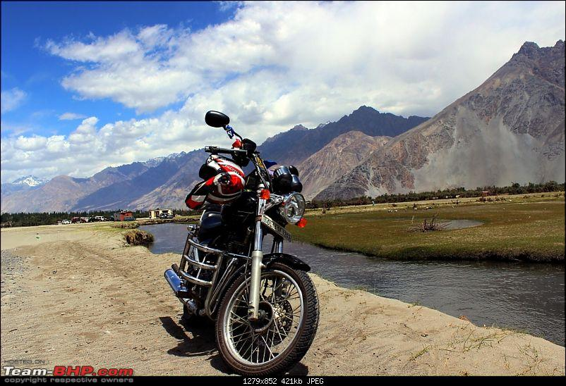 Lived the dream we dared to dream: Ladakh ride in June 2014-15.jpg