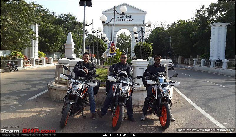 3 friends, 3 KTM D390s & 3200 kms - South India Coastal Ride-20131218_153750.jpg