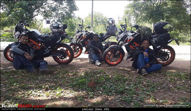 3 friends, 3 KTM D390s & 3200 kms - South India Coastal Ride-20131219_124200.jpg
