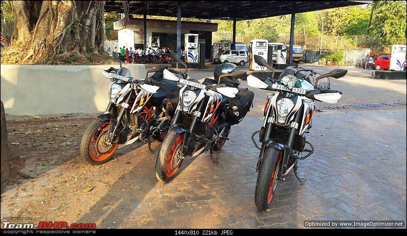 3 friends, 3 KTM D390s & 3200 kms - South India Coastal Ride-20131225_171440.jpg