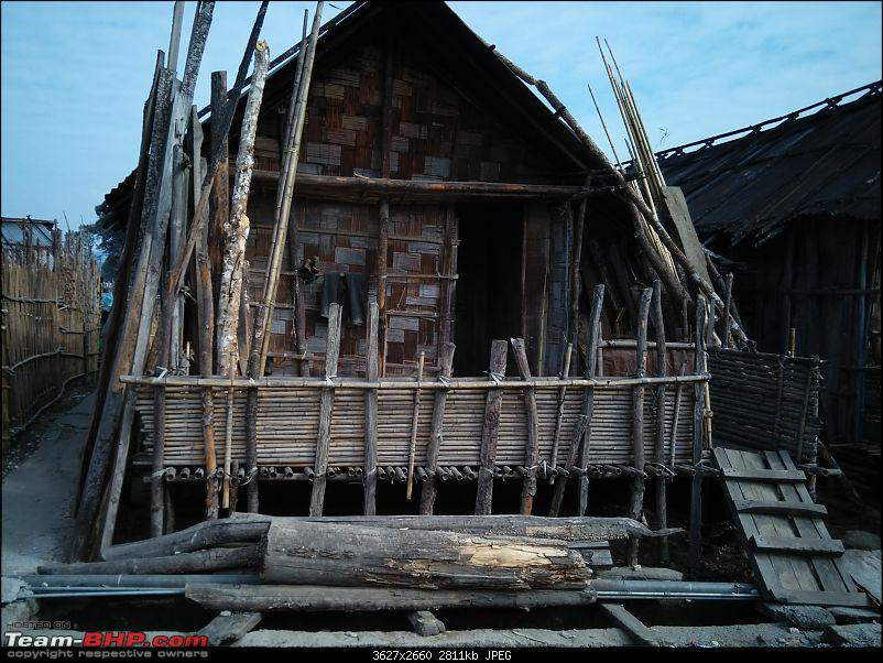 Solo drive to the North East - All Seven Sisters-typical-apatani-house.jpg