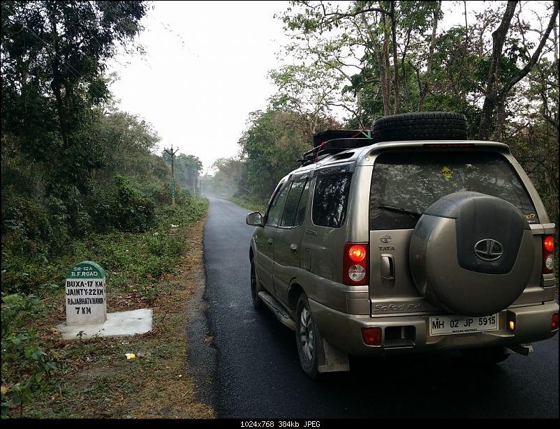 Arunachal beckons! Road-trip with a Tata Safari to North Eastern India-20150220_070047.jpg