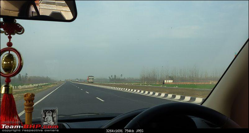 New Delhi –> Lucknow –> Kolkata: A Long Awaited Drive-20150121_160449.jpg