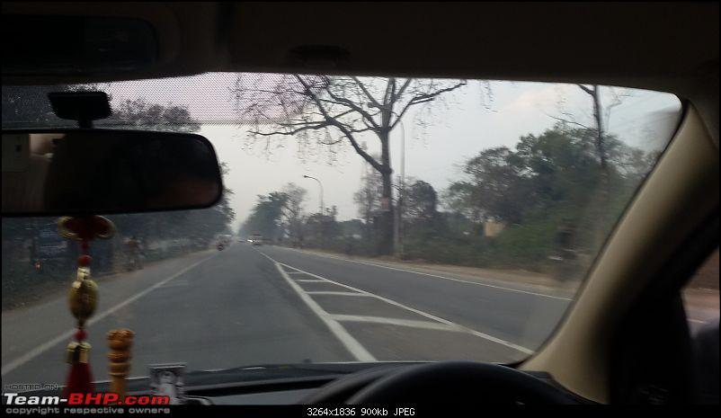 New Delhi –> Lucknow –> Kolkata: A Long Awaited Drive-20150121_172314.jpg