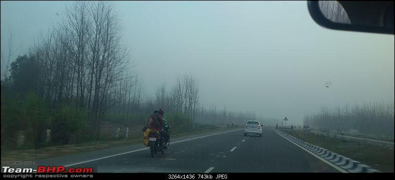 New Delhi –> Lucknow –> Kolkata: A Long Awaited Drive-20150124_172236.jpg