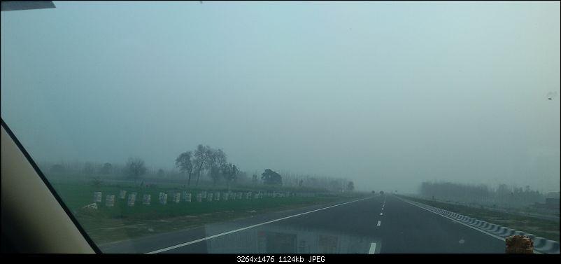 New Delhi �> Lucknow �> Kolkata: A Long Awaited Drive-20150124_172339.jpg