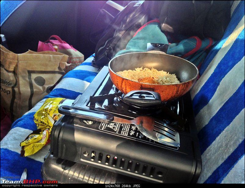 West Bengal to Rajasthan Road Trip to celebrate New Year�s Eve-lunch-1.jpg