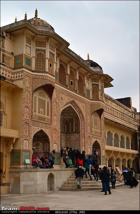 West Bengal to Rajasthan Road Trip to celebrate New Year�s Eve-amber-fort-9.jpg