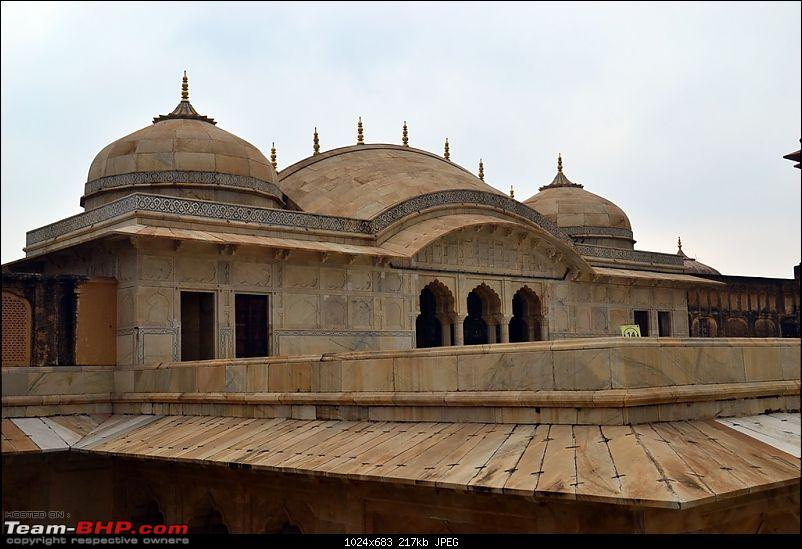 West Bengal to Rajasthan Road Trip to celebrate New Year�s Eve-amber-fort-11.jpg