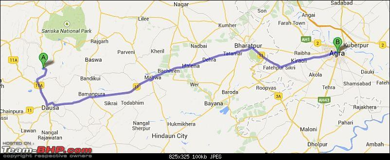 West Bengal to Rajasthan Road Trip to celebrate New Year�s Eve-17-bhangarh-agra.jpg