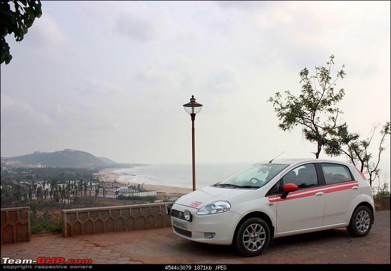 Punto to the rescue: Hyderabad to Asansol-punto-harita.jpg