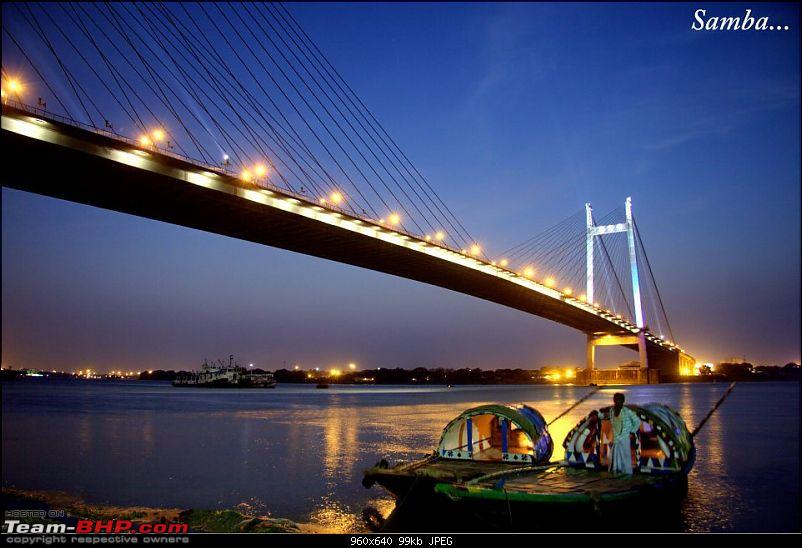 West Bengal - A treasure for tourists-2nd-hooghly-bridge-princep-ghat-4.jpg