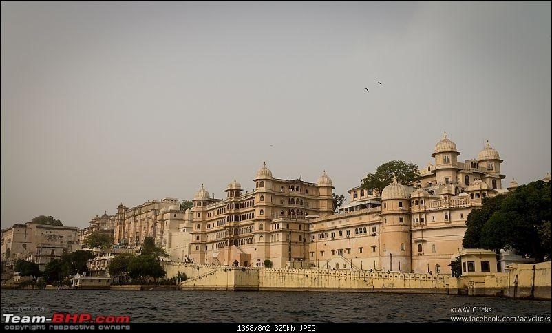 Mumbai to Udaipur & around - In the land of the Maharana-cp-boat-ride.jpg