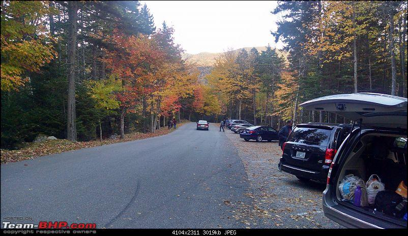 Driving a behemoth up Mt.Washington (NH, USA) - Ford Expedition 8-seater-leaves.jpg