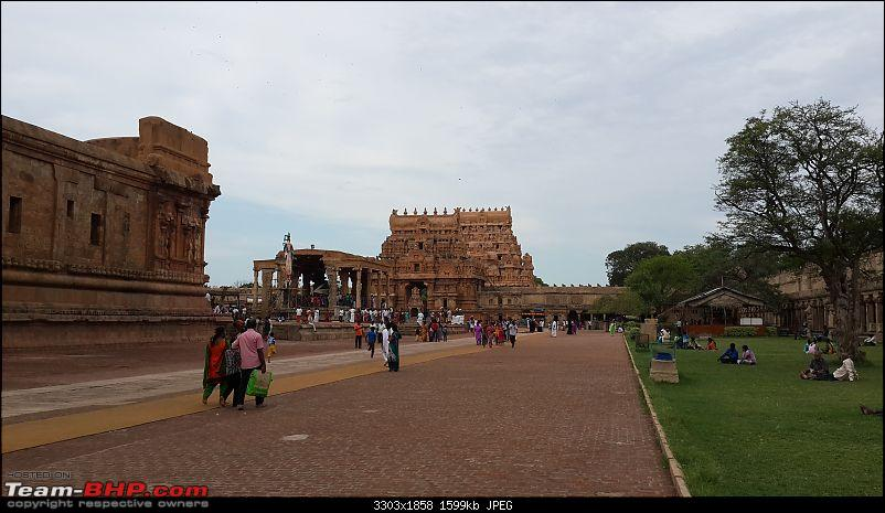 Bangalore to Trichy, Thanjavur, Velankanni, Kumbakonam, Chidambaram & Rameswaram in a week-brihadeshwara_temple_complex.jpg