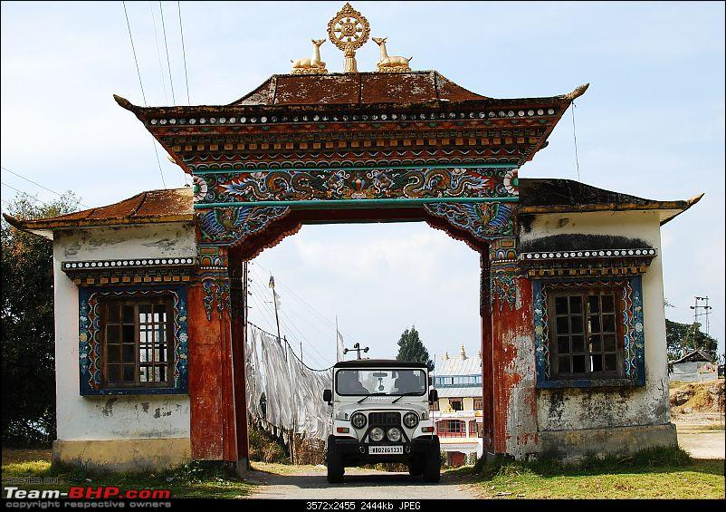 Weekend trip to South Sikkim in a Mahindra Thar: Borong and Baiguney-dsc_2876.jpg