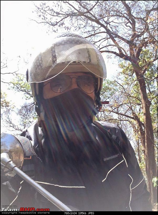 Me, my Bullet, Goa & South India: Solo ride of 1,700 kms-mine.jpg
