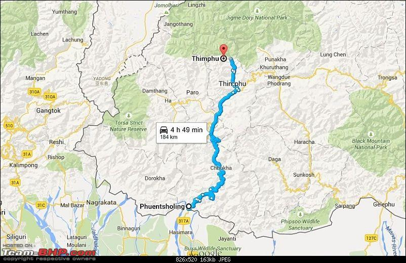 HOGS in the Hills - Bagdogra to Bhutan with Harley-Davidson-phuentsholingthimphu.jpg
