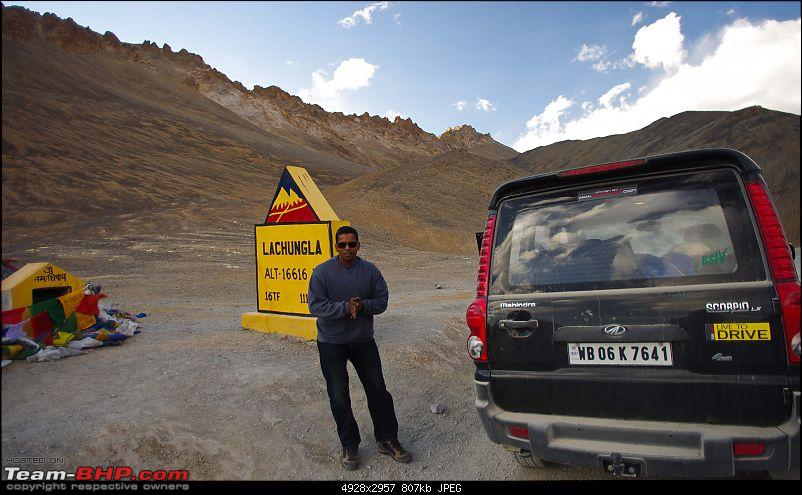 16 'Las' and some 'Tsos' - Two men and a Black Scorpio 4x4 on a Ladakh expedition-imgp9737.jpg