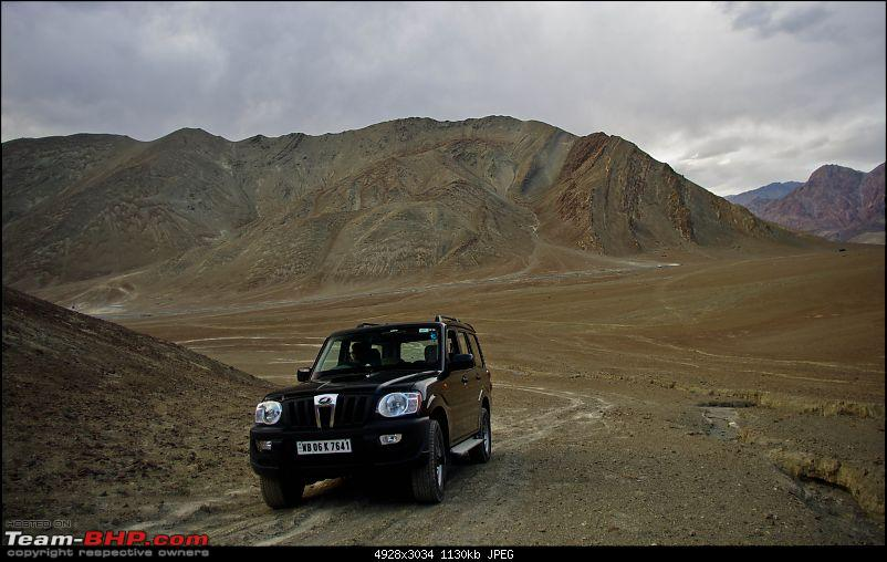 16 'Las' and some 'Tsos' - Two men and a Black Scorpio 4x4 on a Ladakh expedition-imgp9757.jpg