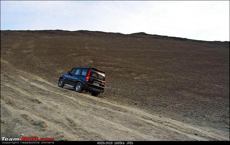 16 'Las' and some 'Tsos' - Two men and a Black Scorpio 4x4 on a Ladakh expedition-imgp9766.jpg