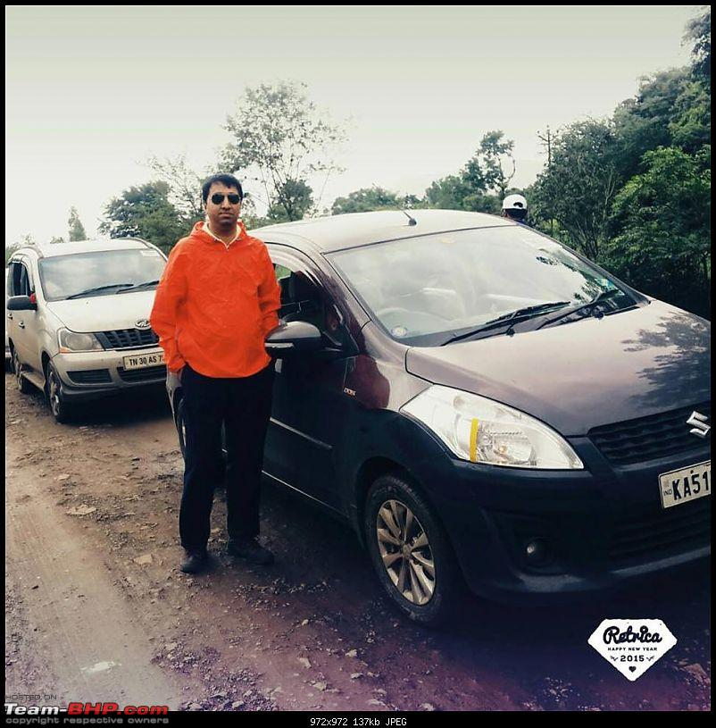 Chasing the Rains : Group drive from Bangalore to Panchgani (MH)-parag_convoy.jpg