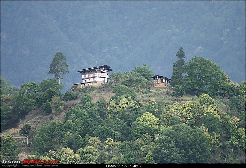 Wet Bhutan and Green Dooars-village1.jpg