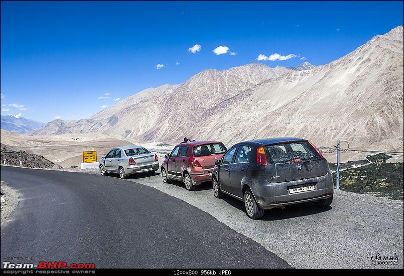 Sailed through the high passes in Hatchbacks, SUVs & a Sedan - Our Ladakh chapter from Kolkata-img_7546.jpg