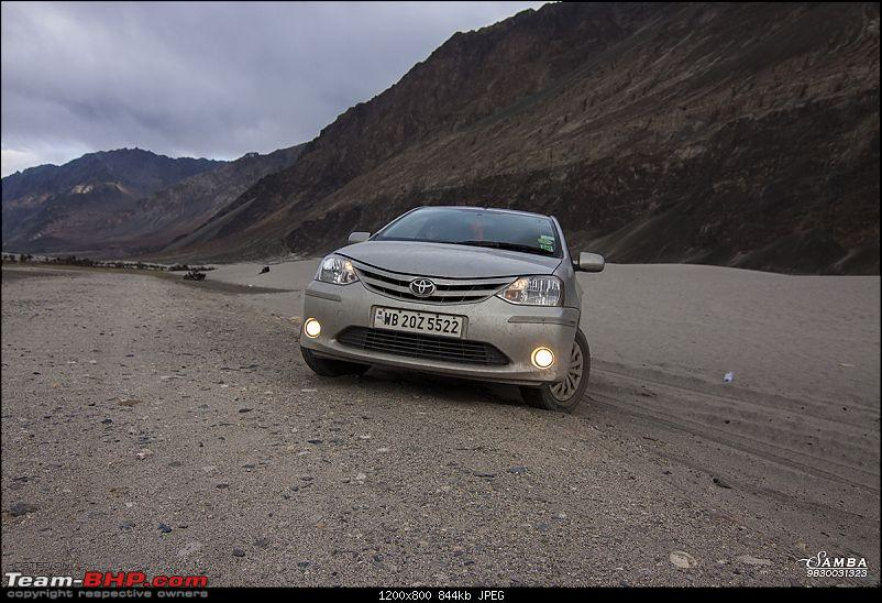 Sailed through the high passes in Hatchbacks, SUVs & a Sedan - Our Ladakh chapter from Kolkata-img_7572.jpg