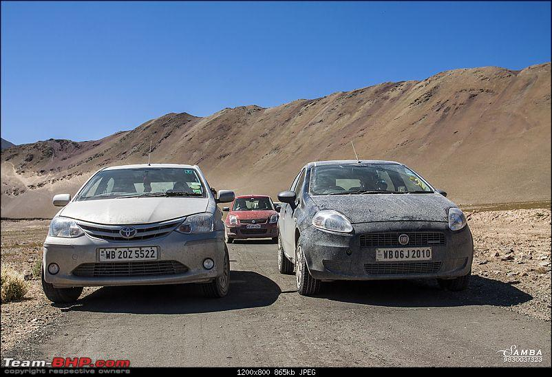 Sailed through the high passes in Hatchbacks, SUVs & a Sedan - Our Ladakh chapter from Kolkata-img_7892.jpg