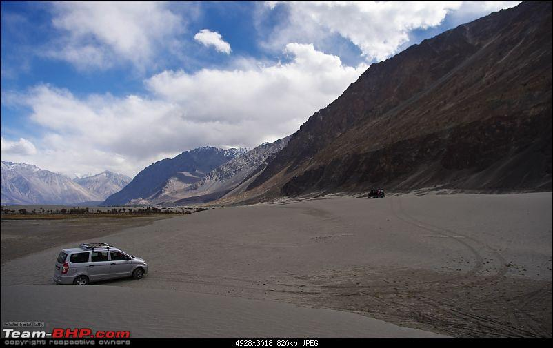 16 'Las' and some 'Tsos' - Two men and a Black Scorpio 4x4 on a Ladakh expedition-imgp9871.jpg
