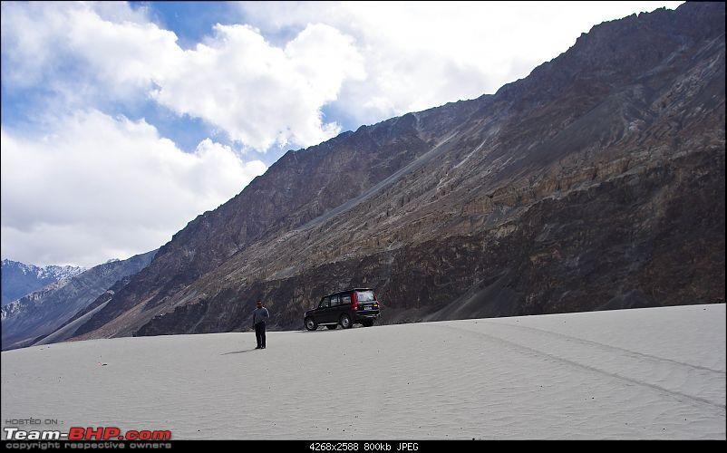 16 'Las' and some 'Tsos' - Two men and a Black Scorpio 4x4 on a Ladakh expedition-imgp9876.jpg