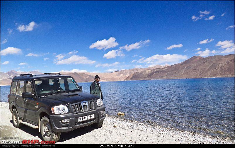 16 'Las' and some 'Tsos' - Two men and a Black Scorpio 4x4 on a Ladakh expedition-dsc04375.jpg